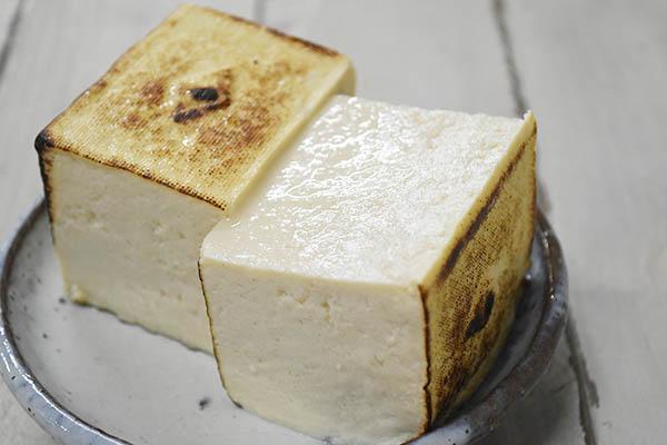 あらいぶきっちんさんの焼き豆腐