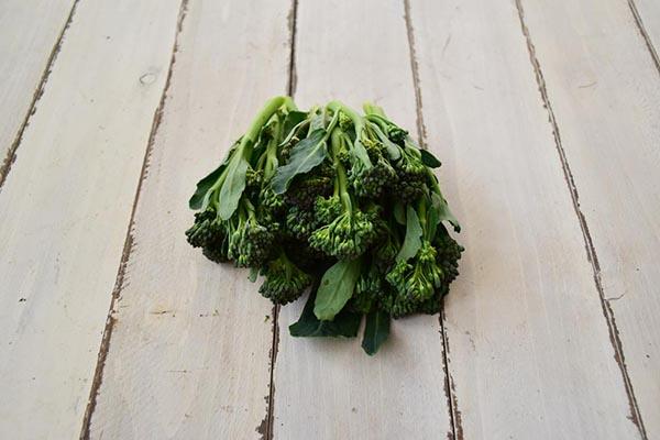 芝橋さんの茎ブロッコリー(徳島県産)