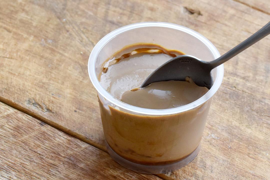 淡路島牛乳さんの淡路島コーヒープリン(兵庫県産)