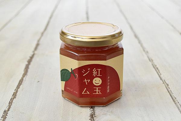 小林さんの紅玉ジャム(長野県産)