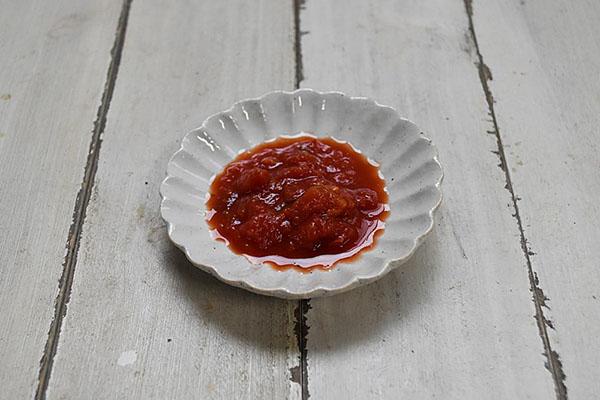 カーサ・モリミさん有機トマトたっぷりソース スパイシー
