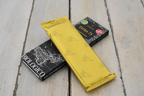 カーサ・モリミさんの有機モディカチョコレート・エクストラダーク75%
