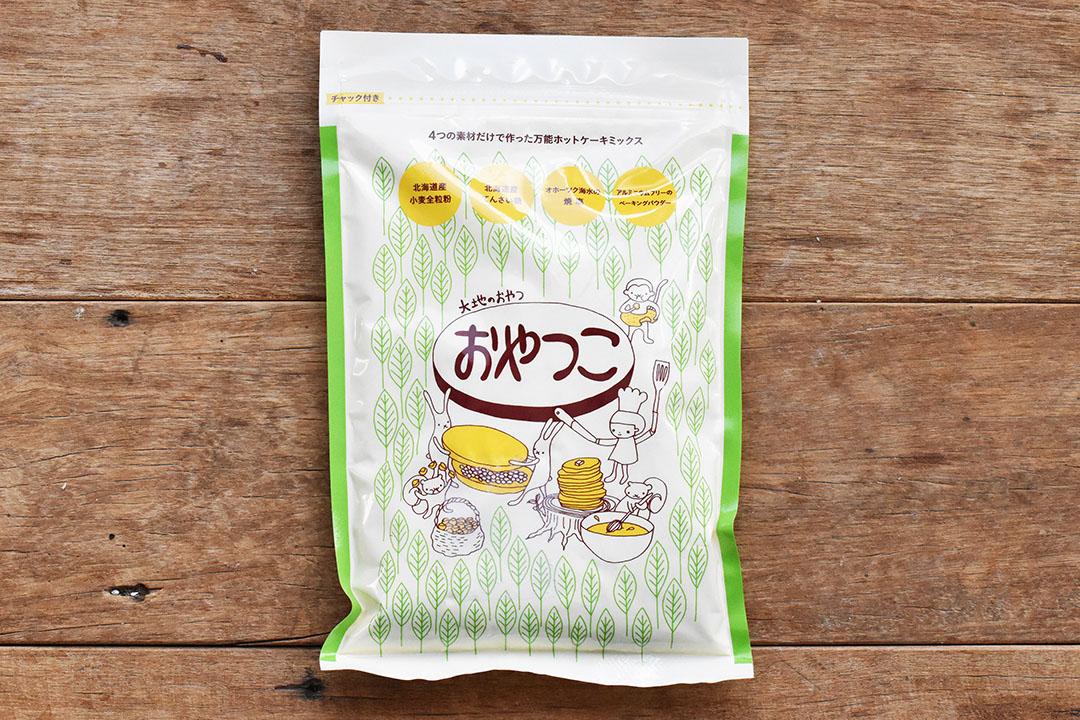 山本佐太郎商店さんのおやつこ(ホットケーキミックス)