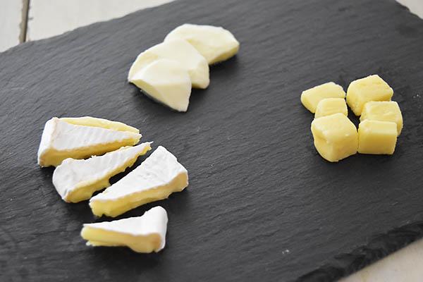 醍醐さんの手づくりチーズセット