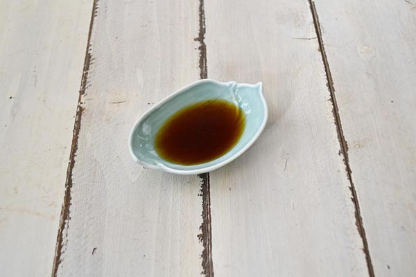 大徳醤油さんの有機ノンオイルドレッシング しょうが(兵庫県産)