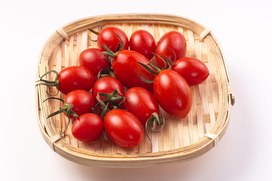 エスポワールさんのミニトマト