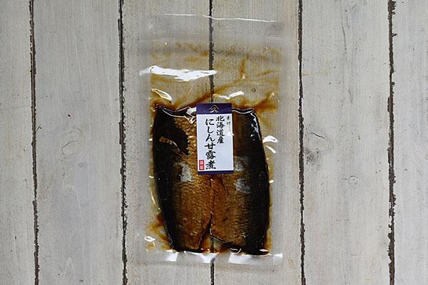ドリーム大地さんの北海道にしん甘露煮