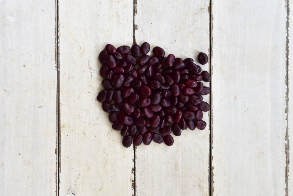 小林さんの乾燥赤そら豆(和歌山県産)