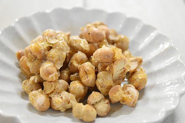小林さんのポン菓子・大豆