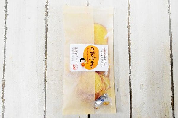 山口さんのじゃがいもチップス(岡山県産)