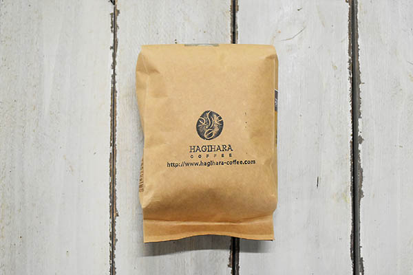 萩原珈琲さんのコーヒー