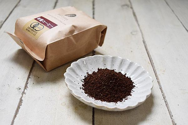萩原珈琲さんのペーパー用挽きコーヒー