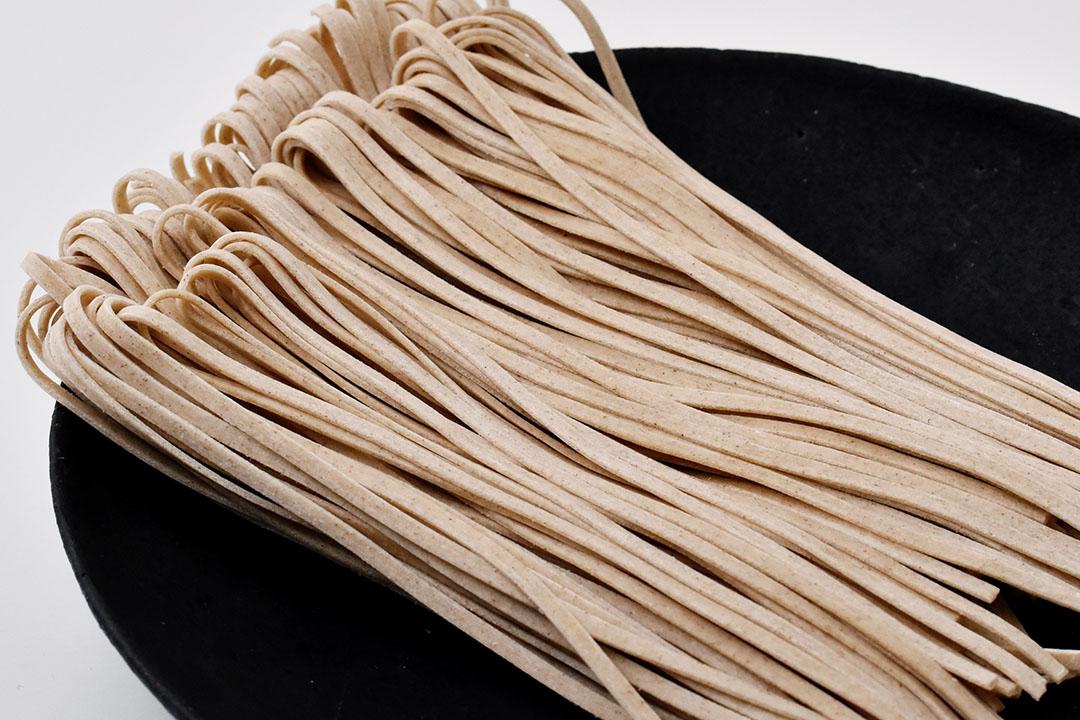 本田商店さんの有機出雲蕎麦