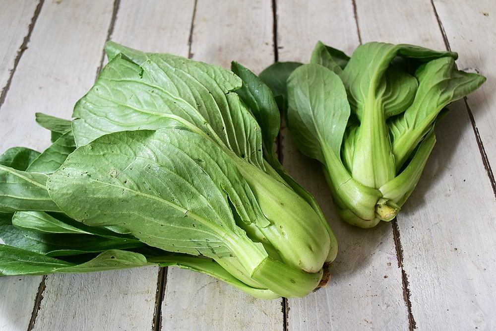 竹中さんのチンゲン菜(徳島県産)