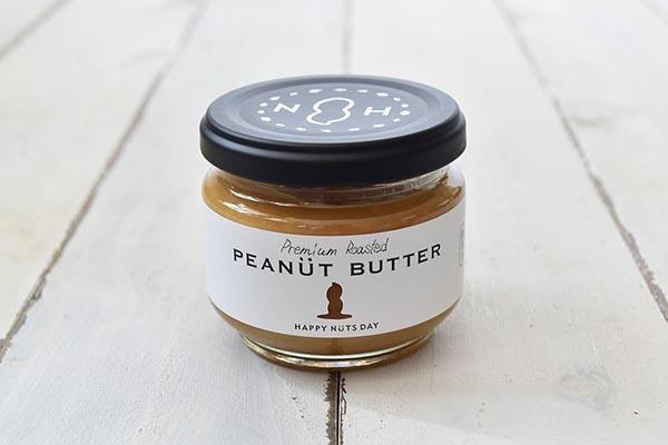 HAPPY NUTS DAYさんのピーナッツバター・粒あり