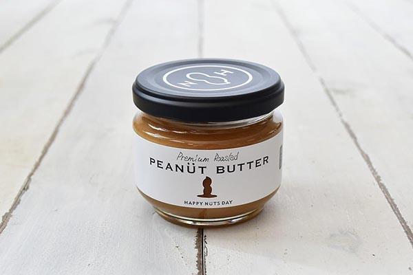HAPPY NUTS DAYさんのピーナッツバター・粒なし