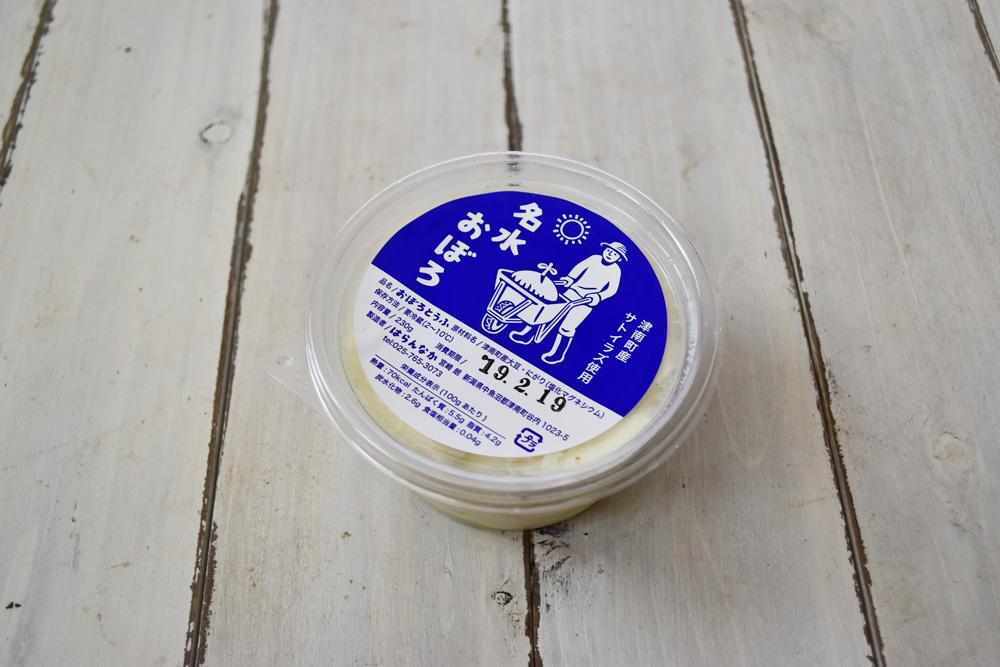 宮崎さんのおぼろとうふ(新潟県産)