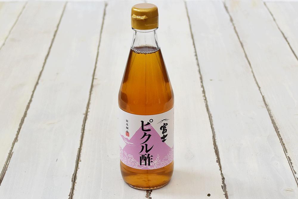 飯尾醸造さんの富士 ピクル酢(京都府産)