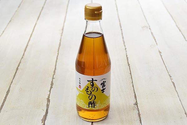 飯尾醸造さんの富士すのもの酢