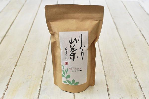 國友さんのりぐり山茶 荒ほうじ(高知県産)