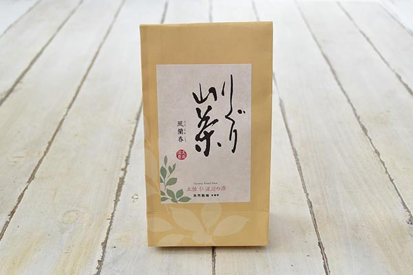 國友さんのりぐり山茶 風蘭香(高知県産)