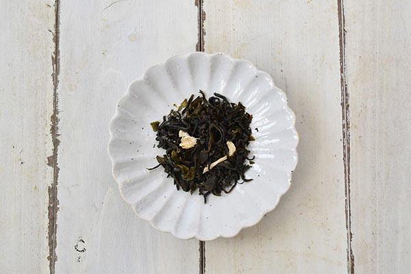 國友さんのりぐり山茶 生姜入り茶(高知県産)