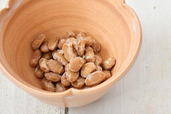 (有)菊水食品さんの奇跡の納豆・青大豆