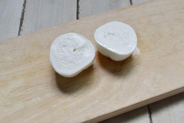 木次乳業さんの木次モッツァレラチーズ