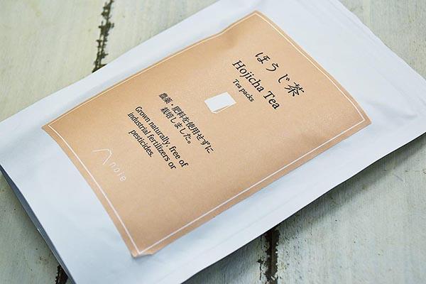 堀井さんのほうじ茶ティーパック(滋賀県産)