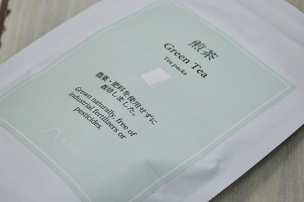 堀井さんの煎茶ティーパック(滋賀県産)