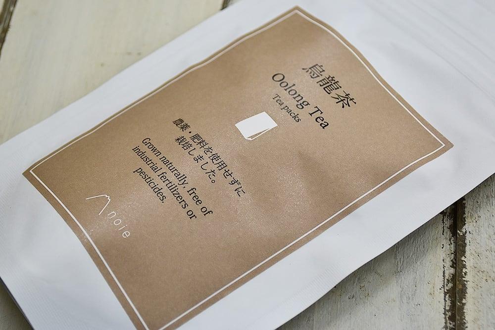 堀井さんの烏龍茶ティーパック(滋賀県産)