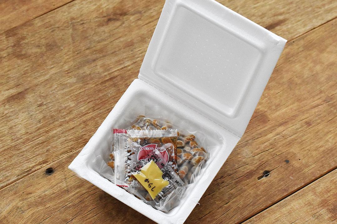 カジノヤさんの北海道小粒納豆