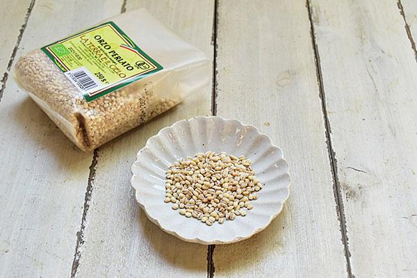 La Terra e li Cieloさんの大麦