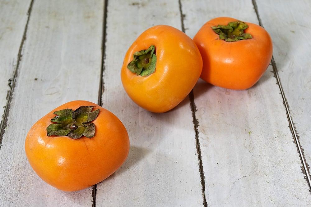 松田さんのひらたね柿(奈良県産)