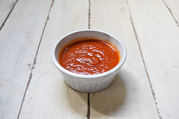 むそうさんのオーガニックトマトスープ