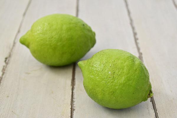 中井さんのグリーンレモン(愛媛県産)