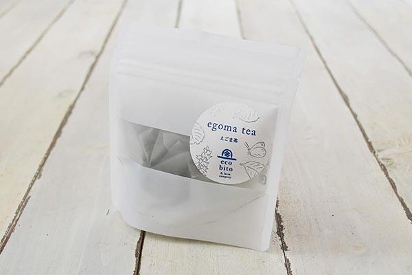 えこびと農園さんのえごま茶(佐賀県産)