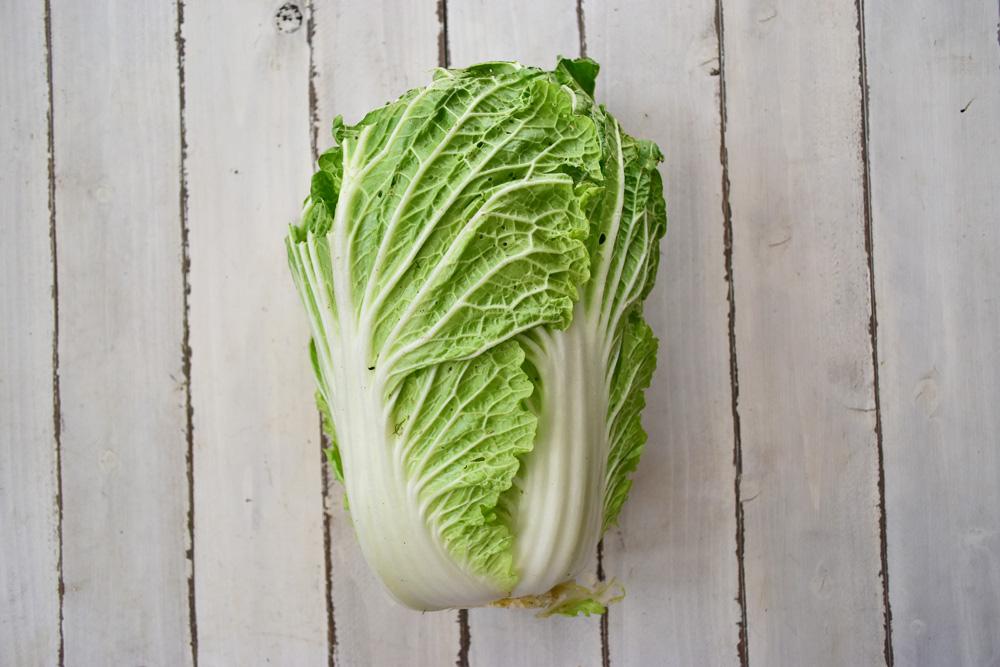 實田さんの白菜(三重県産)