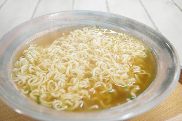 小笠原製粉さんのキリマルラーメン・しょうゆ味