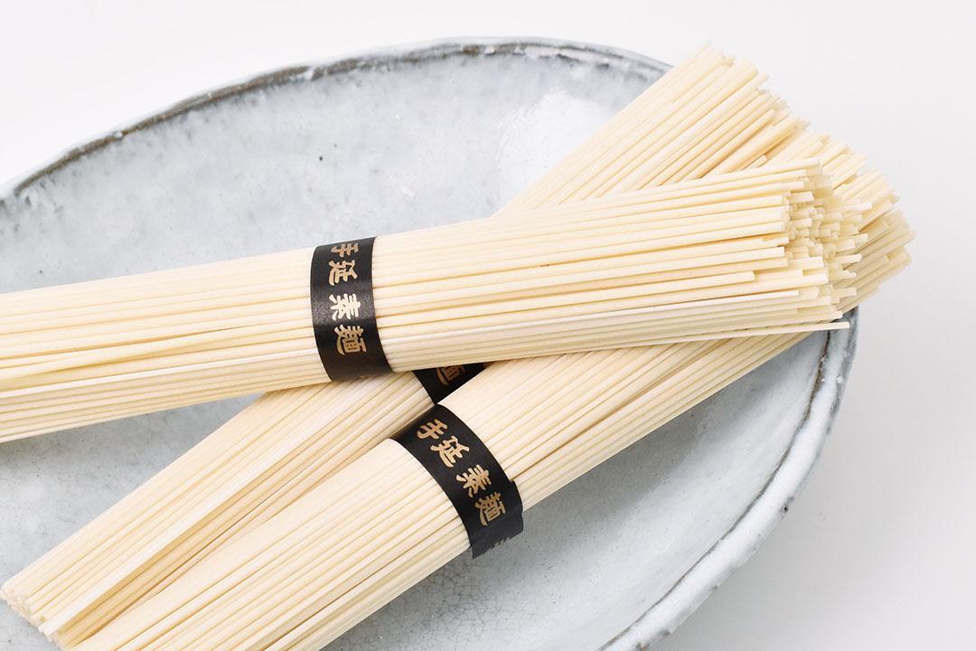 讃岐物産さんのプレミアム半田手延素麺