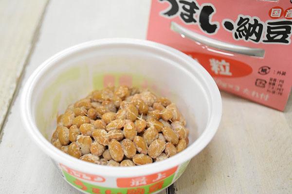 最上納豆さんのうまい納豆小粒国産