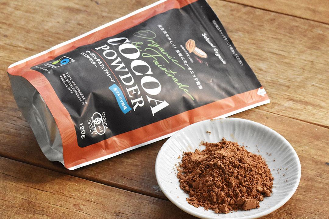 桜井食品株式会社さんのココア