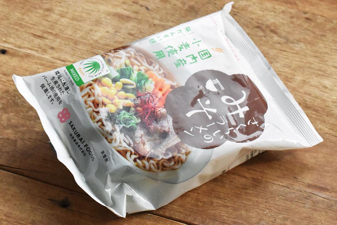 桜井食品株式会社さんのラーメン・みそ
