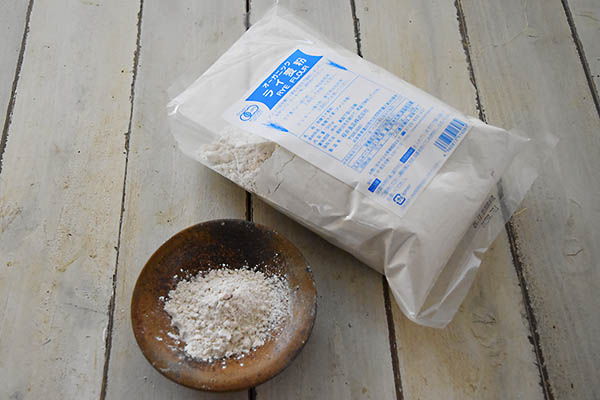 桜井食品株式会社さんのライ麦粉