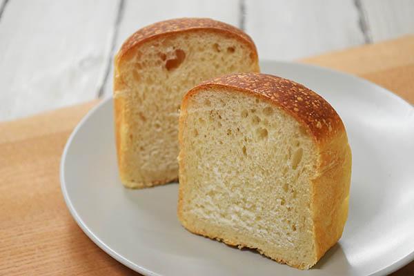 白殻五粉さんの国産小麦の食パン・ミニ