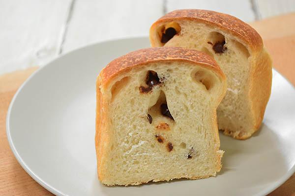白殻五粉さんのチョコ食パン