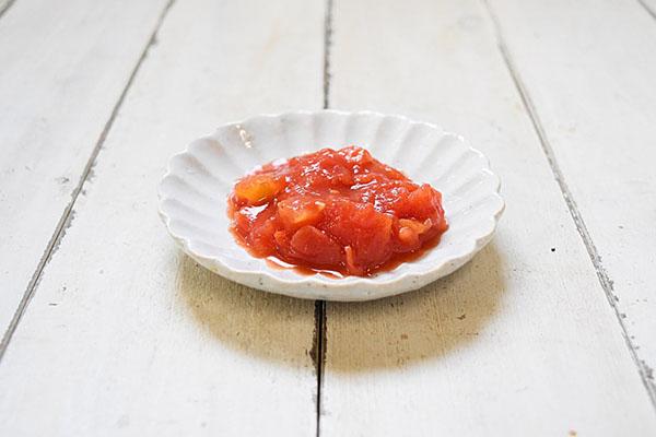 創健社さんの有機ダイストマト缶