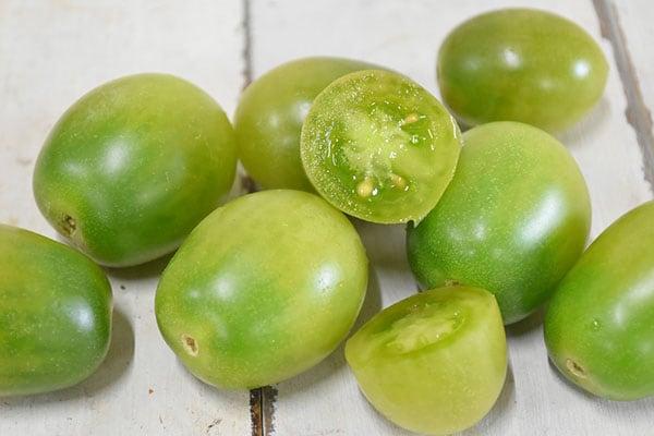 宮崎さんのミニトマト・みどりちゃん(長野県産)