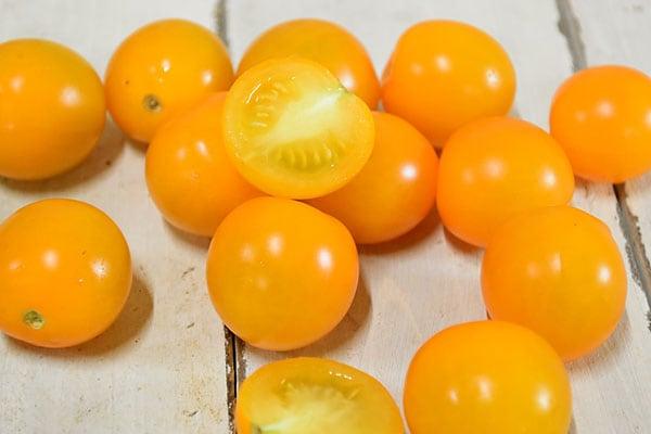 宮崎さんのミニトマト・千果(オレンジ)(長野県産)