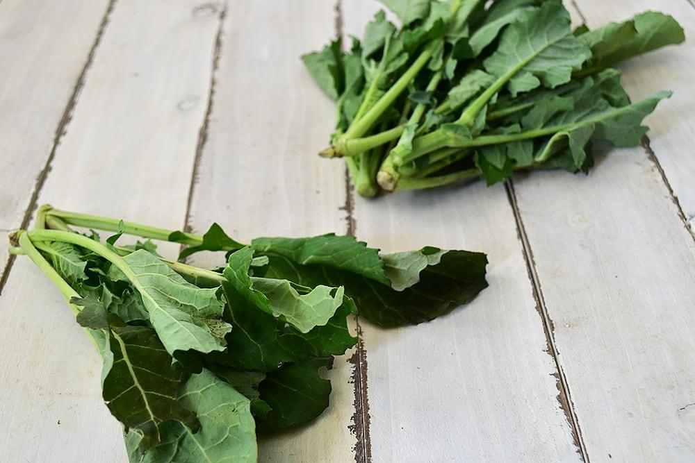 徳元さんののらぼう菜(徳島県産)
